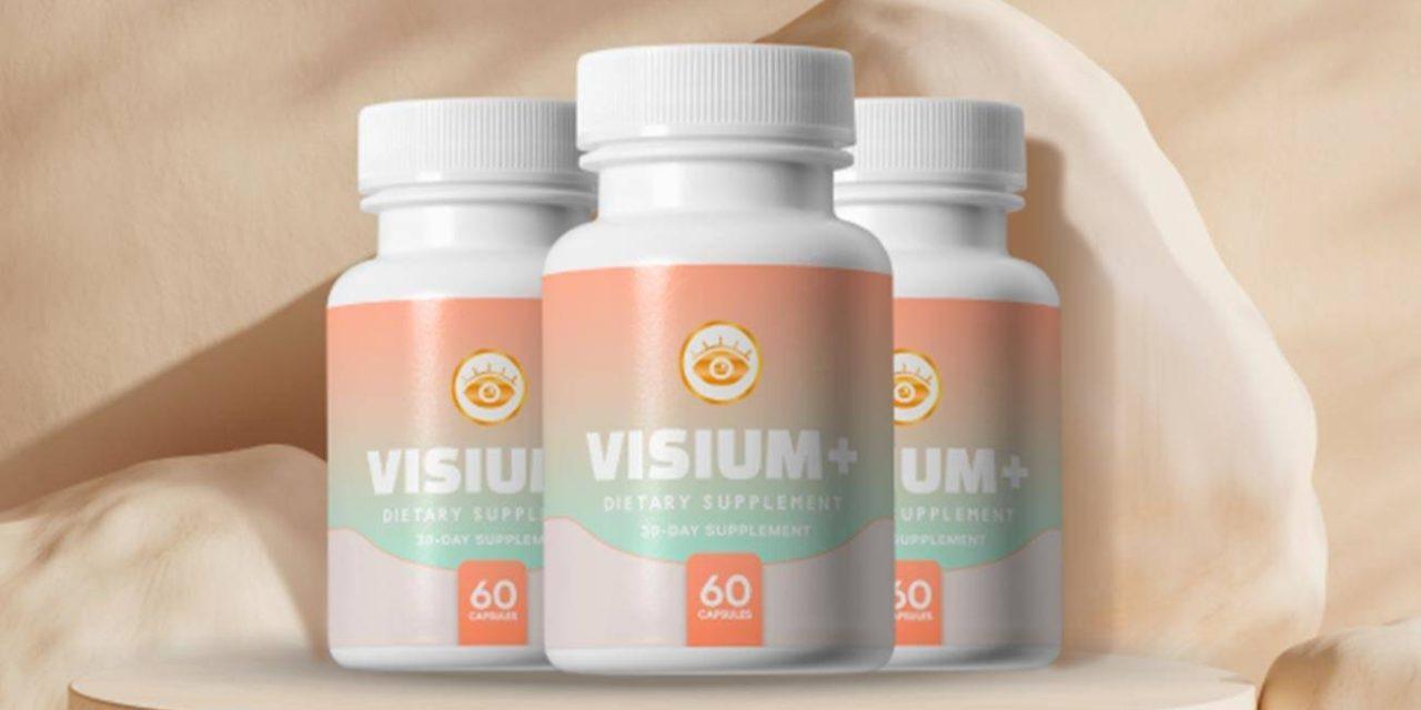 Visium Plus Reviews: Do Visium+ Supplement really Work? - Focus Health